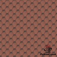 Мягкая черепица IKO StormShield Tile Red Ultra