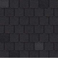 Битумная черепица Owens Corning Berkshire AR, Canterbury Black