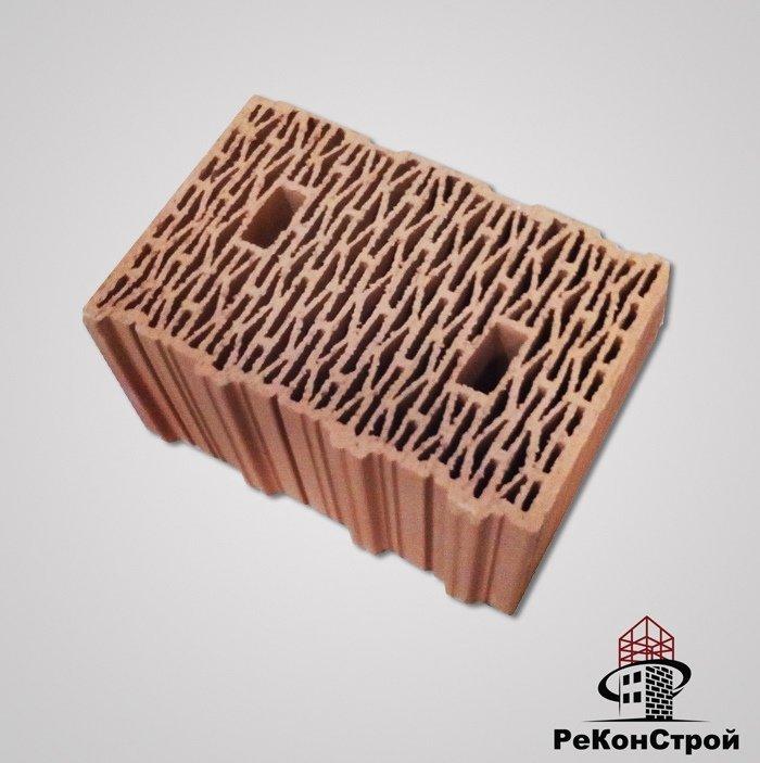 Керамические блоки ЛСР 10,7 НФ, М-100 теплый в Белгороде