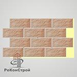 Термопанель с клинкерной плиткой Kerabig KS 03 rose