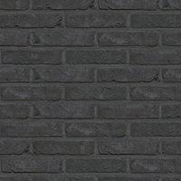Кирпич ручной формовки Agora Grafietzwart