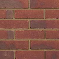 Кирпич ручной формовки Dorset Multi Red Stock