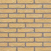 Плитка фасадная облицовочная Vanille Geel