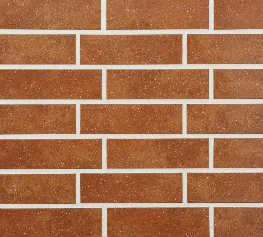 Клинкерная плитка Keravette Shine 841 rosso